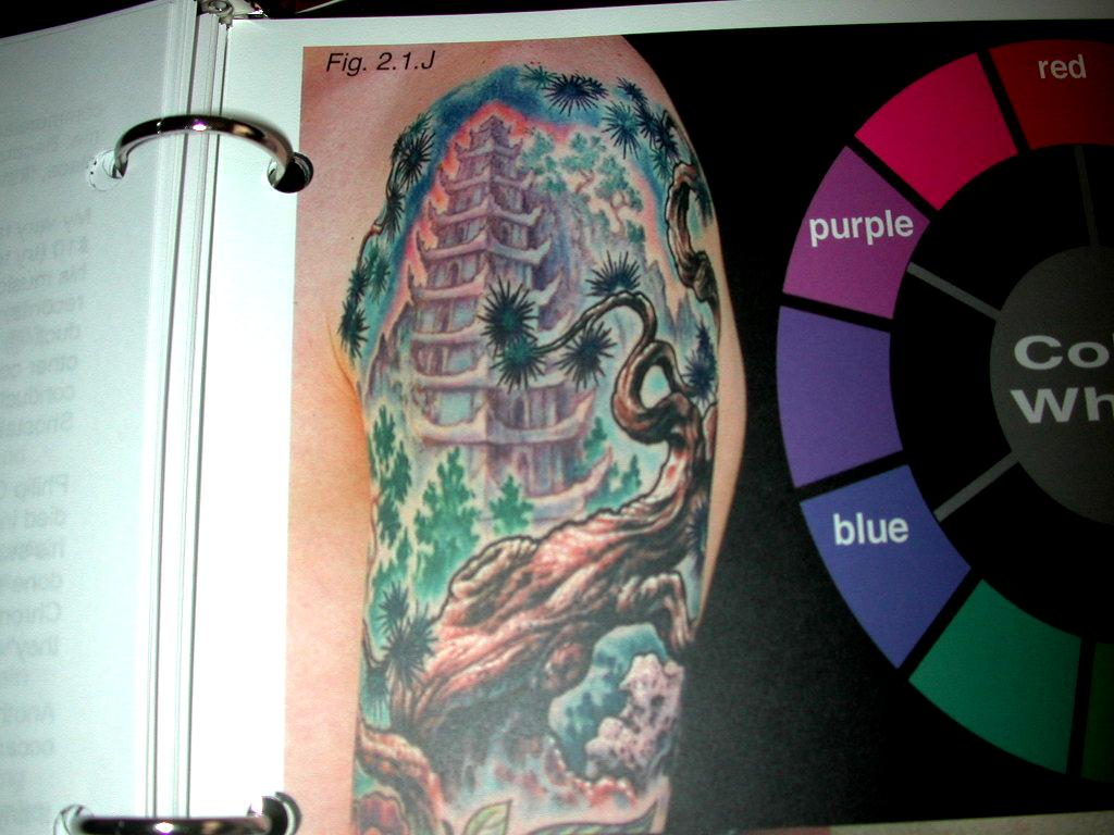 The tattoo book reinventing