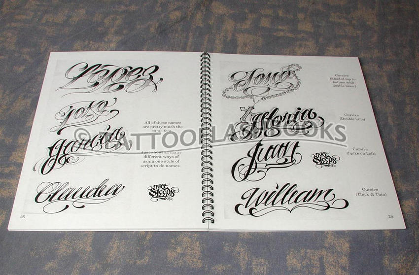 Tattooflashbooks big sleeps letters to live by