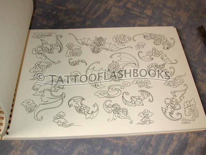 1000 oriental tattoo designs volume 1 pdf