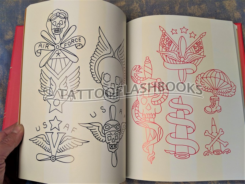 Tattooflashbooks.com